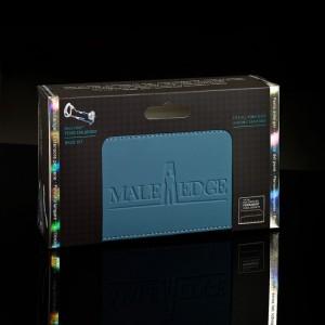 Экстендер для увеличения пениса MaleEdge Compact Variant Black