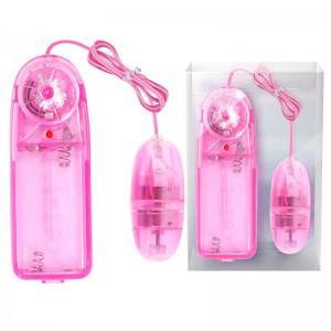 Вибро-пуля розовая