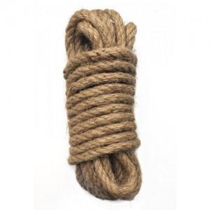 Бондажная верёвка из джута 5 м