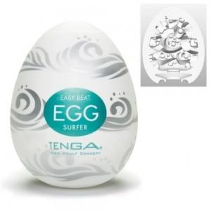 Мастурбатор яйцо TENGA SURFER