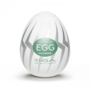Мастурбатор яйцо TENGA THUNDER