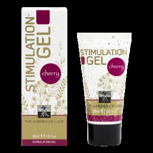 Гель для интимной стимуляции Вишневый Stimulation Gel 30 мл.