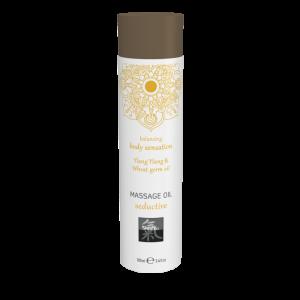 Массажное масло seductive - Иланг иланг и масло зародышей пшеницы 100 мл.