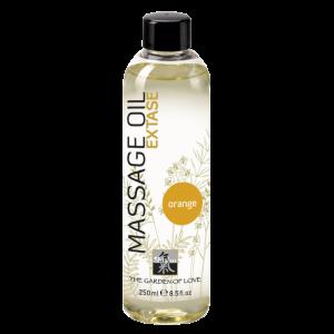 Massage Oil Extase Orange массажное масло Апельсин 250 мл.