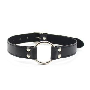 Кляп кольцо-расширитель черный