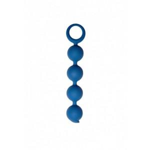 Анальные шарики CORE синие 2,5 см