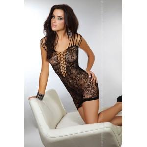 Соблазнительное черное платье Sheetal S/L