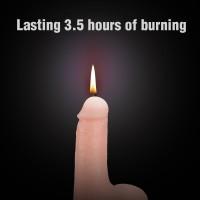 Свеча с низкой температурой плавления