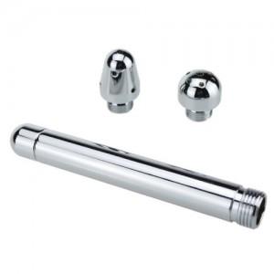 Металлический анальный душ