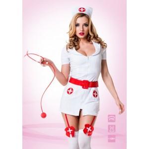 Костюм Похотливая медсестра M/L