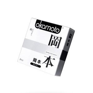 Презервативы Okamoto Skinless Skin Purity №3 (классические)