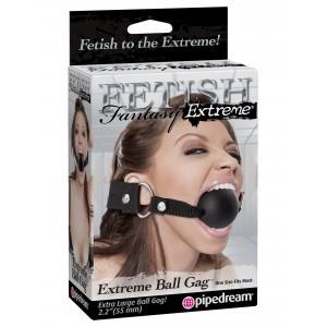 Большой кляп-шар FFE Extreme Ball Gag