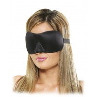 Маска с закрытыми глазами FF Series Deluxe Fantasy Love Mask Black