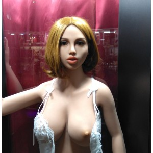 Кукла для секса с металлическим скелетом 170 см Адель