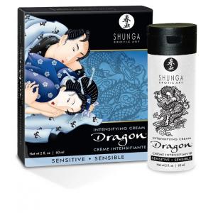 Интимный мужской крем Shunga Dragon Sensitive 60 мл