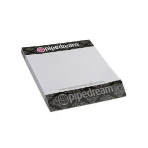 Рекламный блокнот Pipedream Promotional Note Pad