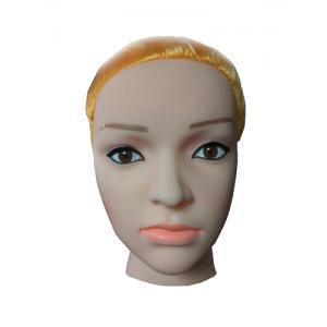 Кукла для секса с вибрацией блондинка 3D Face Love Doll