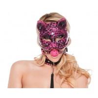 БДСМ кляпы, маски, ошейники