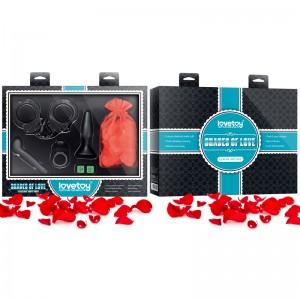 Подарочный набор Shades Of Love Luxury Gift Set