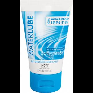 Гель-смазка на водной основе HOT Glide waterlube springwater 30мл