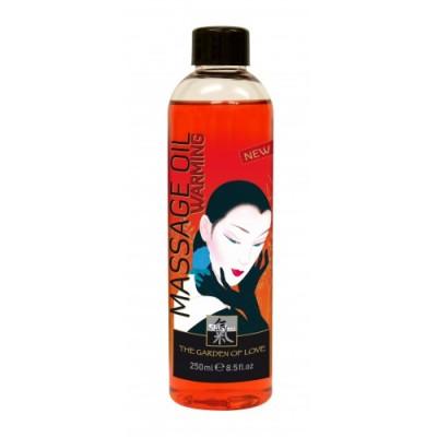 Разогревающее массажное масло Massage Oil Warming 250мл