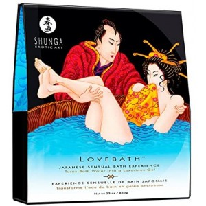 Гель для ванны Shunga Love Bath Ocean Temptation 650 гр