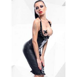Платье с открытой грудью Danika (M)