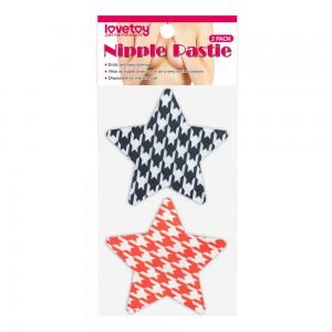 Пэстисы для груди Stars Nipple Pasties (2 Pack)