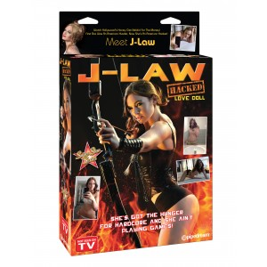 Кукла для секса J-Law Hacked Love Doll