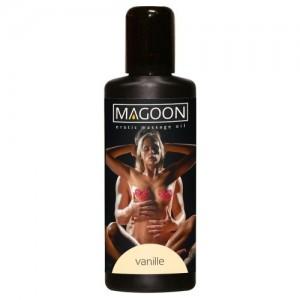 MAGOON Масло массажное Vanille 100 мл