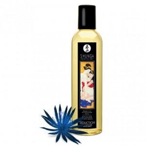 Массажное масло Shunga Midnight Flower 250 мл