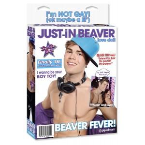 Кукла для секса Just-In Beaver Love Doll