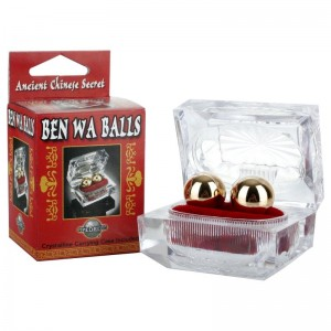Вагинальные шарики Ben Wa Balls